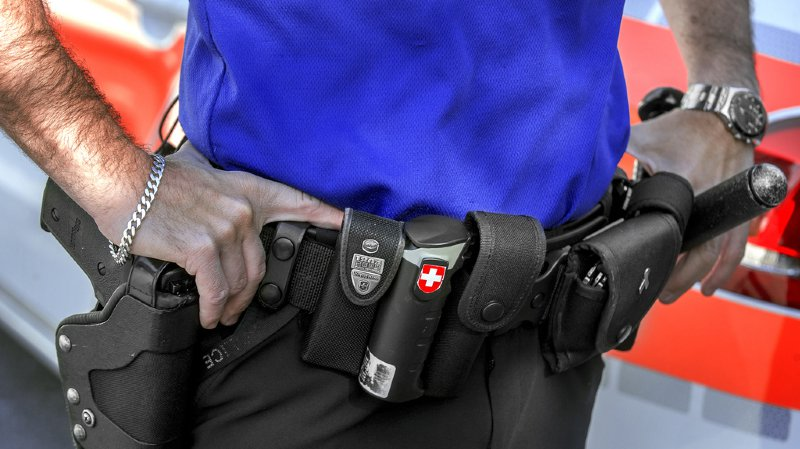 Tessin: un jeune homme poignarde son père lors d'une dispute à Novazzano