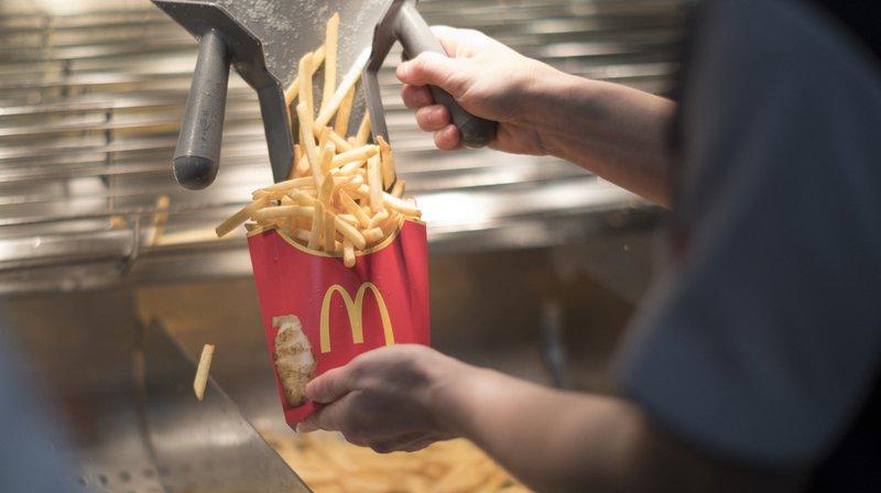 McDonald's en Suisse: un chiffre d'affaires record de 761 millions de francs en 2018