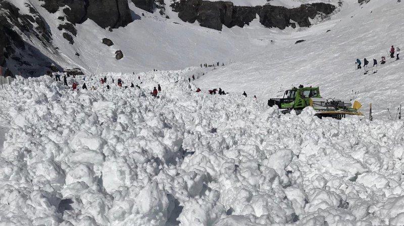 Avalanche de Crans-Montana: «Par endroits, près de 4 mètres recouvraient la piste»