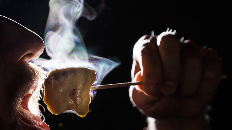 Pour ce qui du goût de cette fondue expérimentale, l'étude ne dit rien. (illustration)