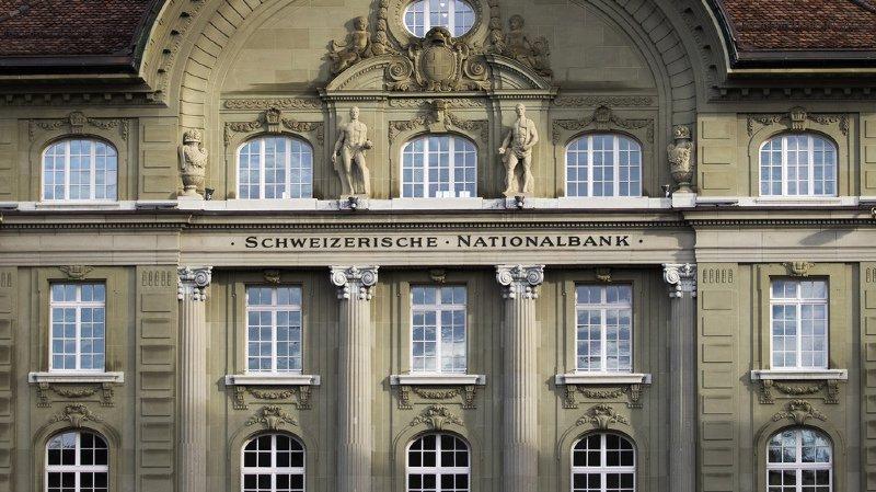 Perte de 14,9 milliards de francs en 2018 confirmée pour la Banque nationale suisse