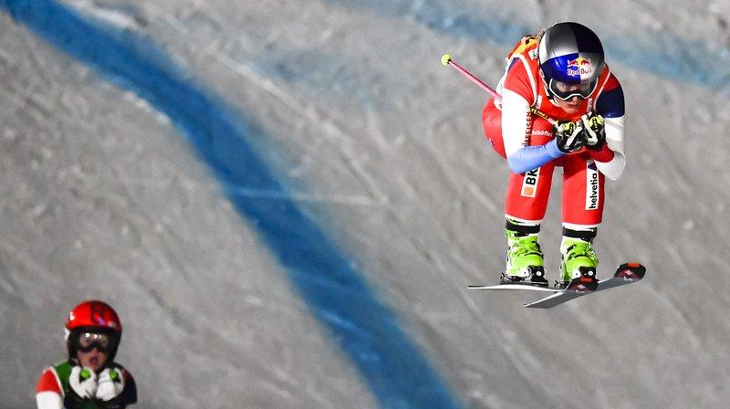 Skicross: Fanny Smith remporte sa deuxième course en 2 jours à Sunny Valley, en Russie