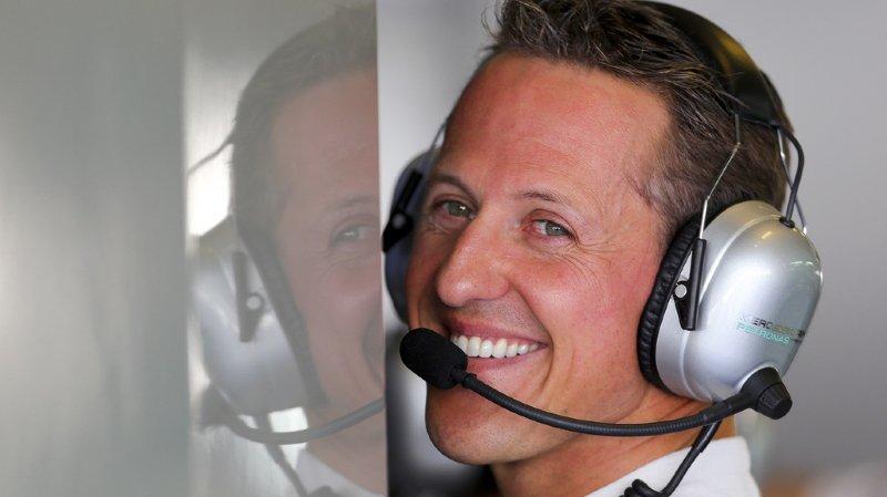 Plusieurs médias allemands affirment que Michaël Schumacher a été aperçu par plusieurs de ses nouveaux voisins à Majorque.
