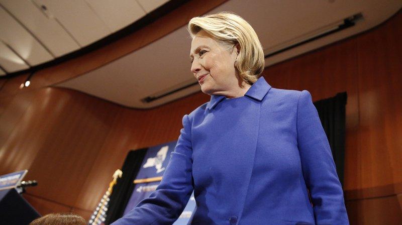 Hillary Clinton a exclu pour la première fois lundi de se présenter à l'élection présidentielle de 2020.