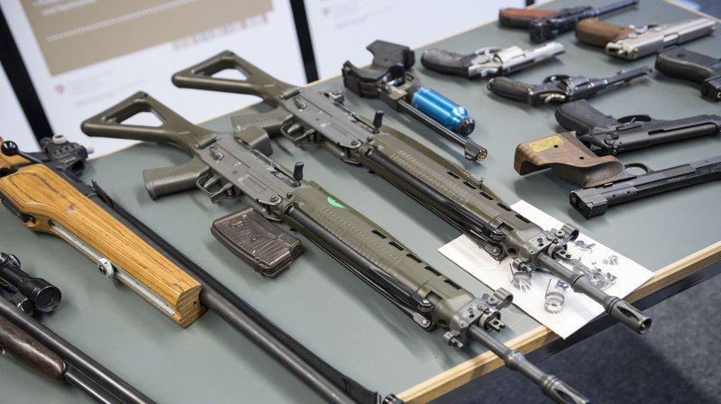 Votations fédérales: la loi sur les armes provoquera un désarmement progressif en Suisse, selon les opposants