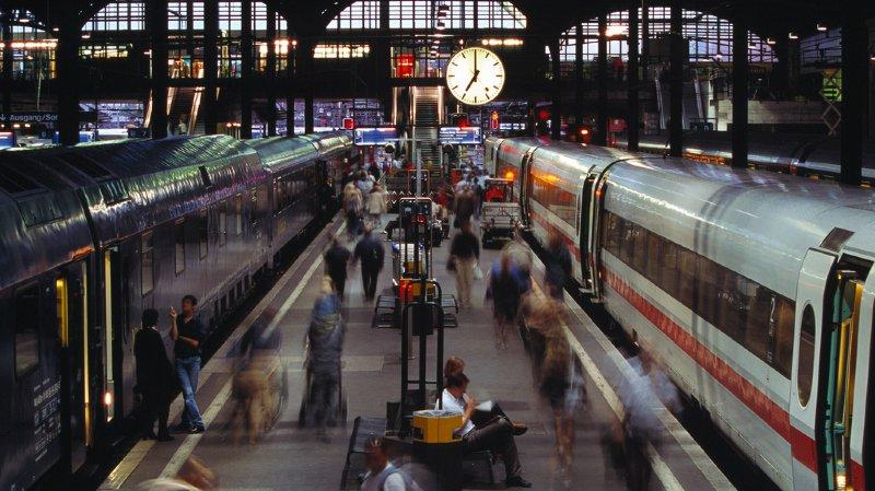 Transport ferroviaire: une commission veut dépenser un milliard de plus pour désengorger le rail