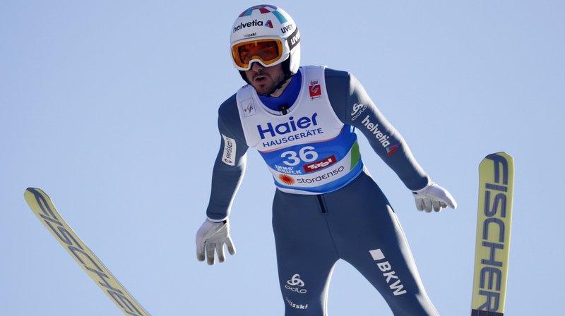 Ski nordique - Mondiaux de Seefeld: le sauteur vaudois Killian Peier décroche le bronze au grand tremplin