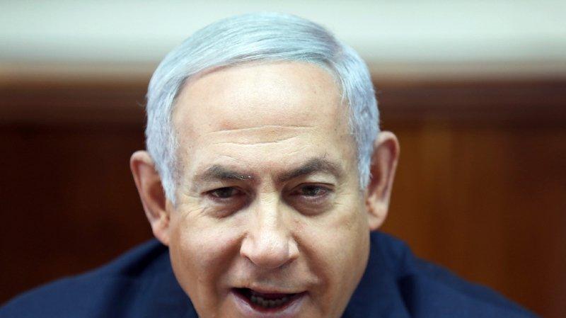 Israël: le procureur général veut inculper Netanyahu pour corruption