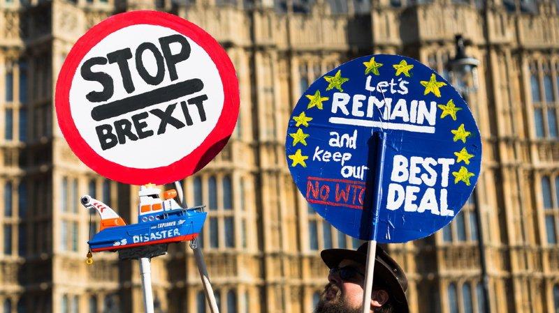 L'issue du Brexit est toujours aussi incertaine.