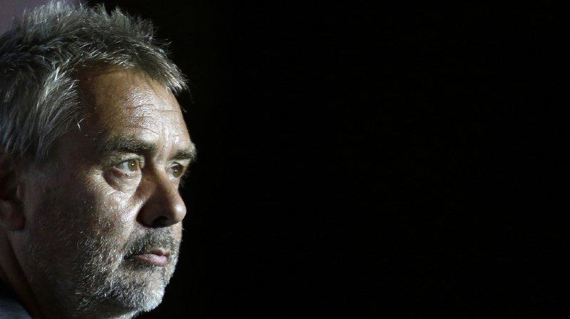 Harcèlement sexuel: plainte pour viols contre le cinéaste français Luc Besson classée sans suite
