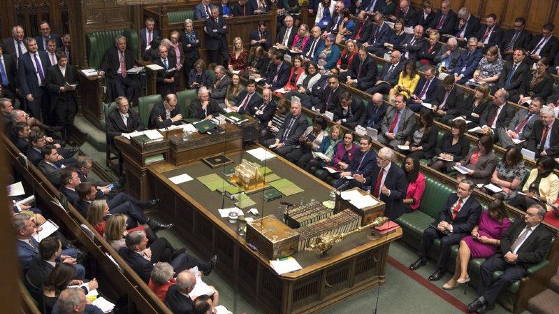 On se dirige vers la négociation d'un nouvel accord entre le Royaume-Uni et l'UE.