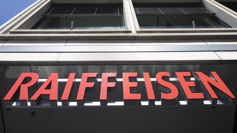 Raiffeisen: résultats 2018 pénalisés par des charges exceptionnelles