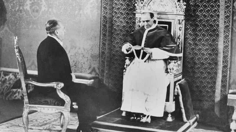 Vatican: les archives secrètes sur le pape Pie XII seront ouvertes en 2020