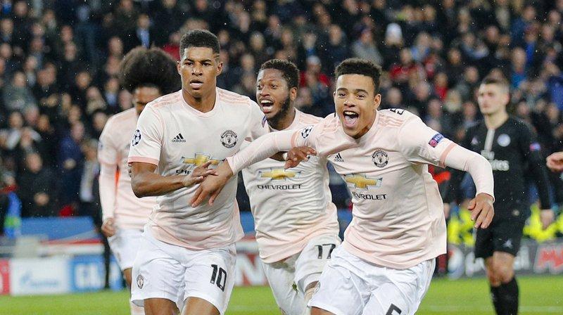Football – Ligue des champions: le PSG éliminé par Manchester United