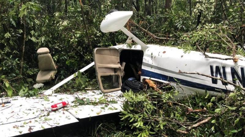 Brésil: un Suisse et sa femme meurent dans le crash de leur avion