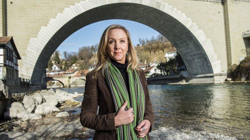 Vera Weber en interview: «Le Valais n'a pas le monopole de la montagne»