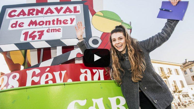 Des habitants et pendulaires de Monthey racontent leur ville: Julie Popescu, 17 ans (4/5)