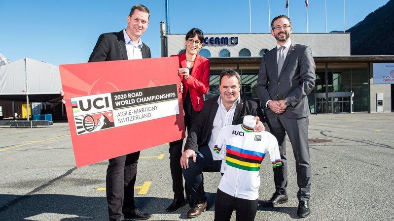 Cyclisme: les Mondiaux 2020 seront une affaire entre privés et collectivités publiques