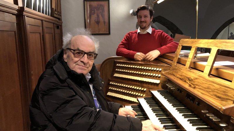 Saint-Maurice: l'Abbaye ouvre les auditions des candidats au poste d'organiste au public