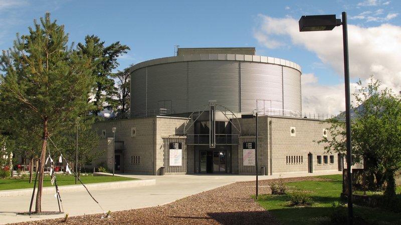 Le théâtre du Crochetan fait partie des 12 sites culturels proposés dans le Pass Bienvenue.