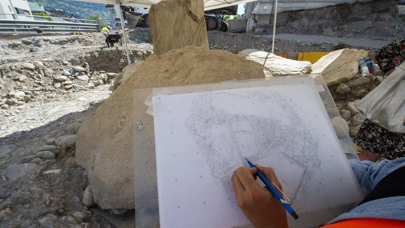 Archéologie: le législatif sédunois soutient le projet de musée
