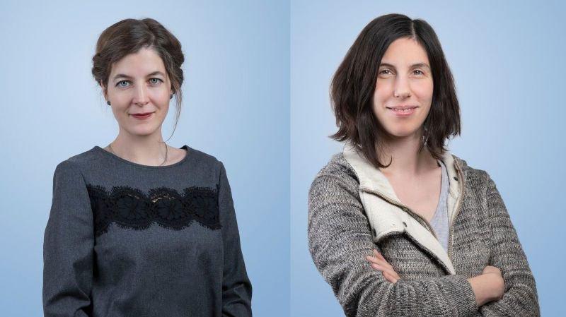 Les professeures de d'UniDistance, Andrea Samson et Géraldine Coppin, ont décroché deux bourses du Fonds national suisse de la recherche.