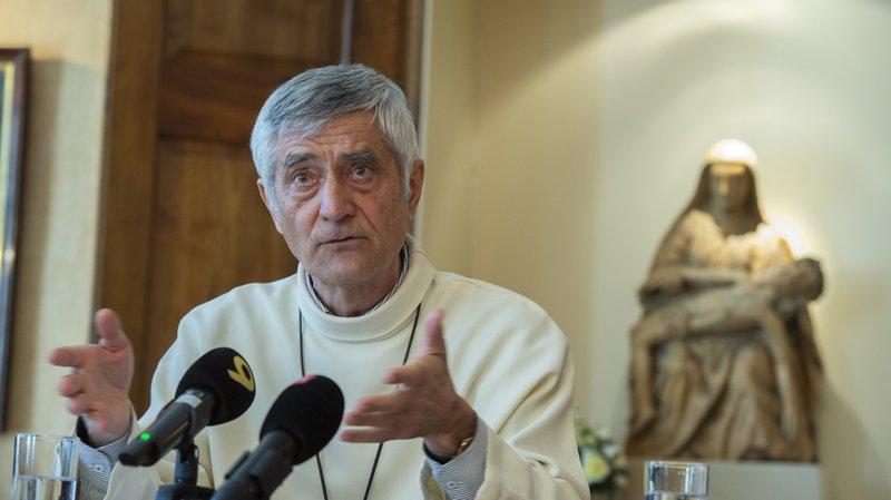 Pour l'évêque de Sion, «le suicide assisté ne doit pas être un droit»