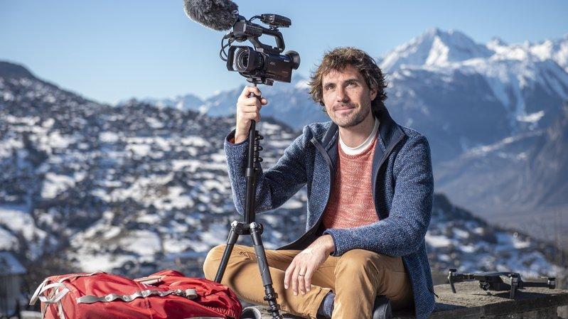 Matthieu Fournier: le partage par les mots et l'image