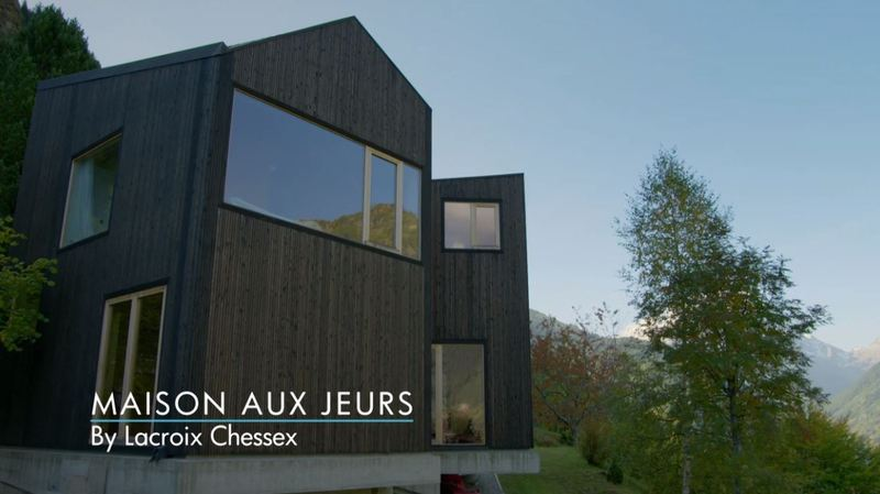 Documentaire Netflix: une des maisons les plus extraordinaires du monde se trouve en Valais