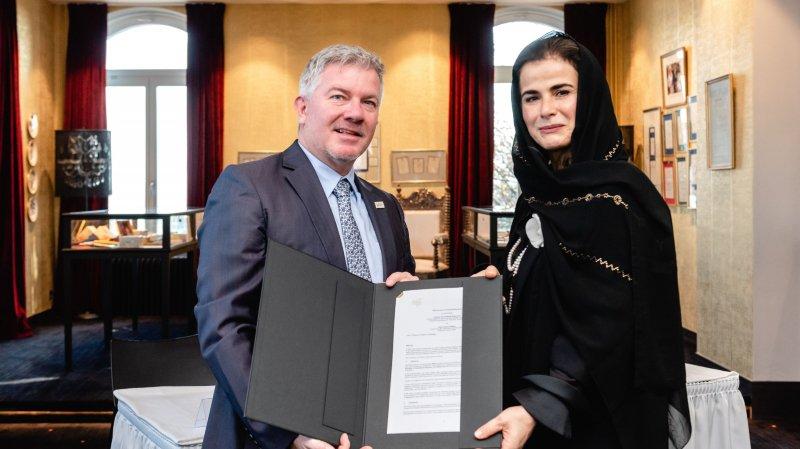 Le Bouveret: dès 2020, le César Ritz accueillera 150 étudiants saoudiens par année