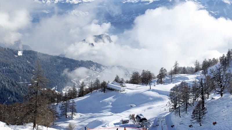 Remontées mécaniques suisses: le Valais et les Grisons dopent le début de la saison