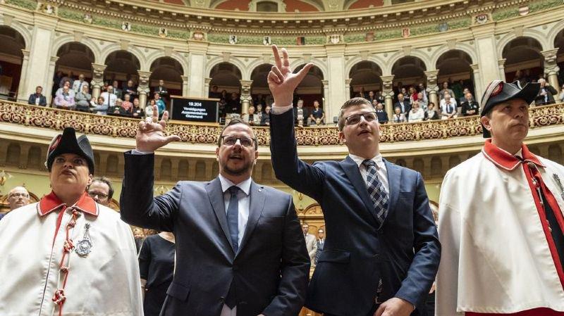Berne: le PDC haut-valaisan Philipp Matthias Bregy remplace Viola Amherd au Conseil national