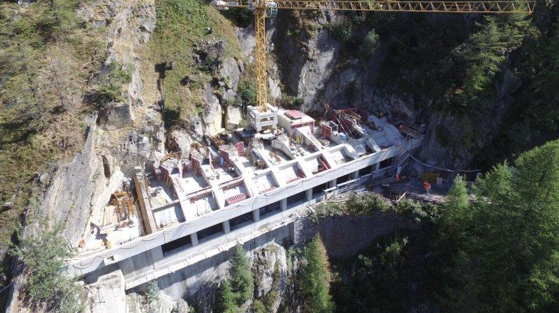 Axes routiers: les ponts du Grand-Saint-Bernard et du Simplon souffrent
