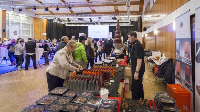 Trois bonnes raisons de participer à la 5e édition de Choc'Altitude à Crans-Montana, le rendez-vous des fans de chocolat