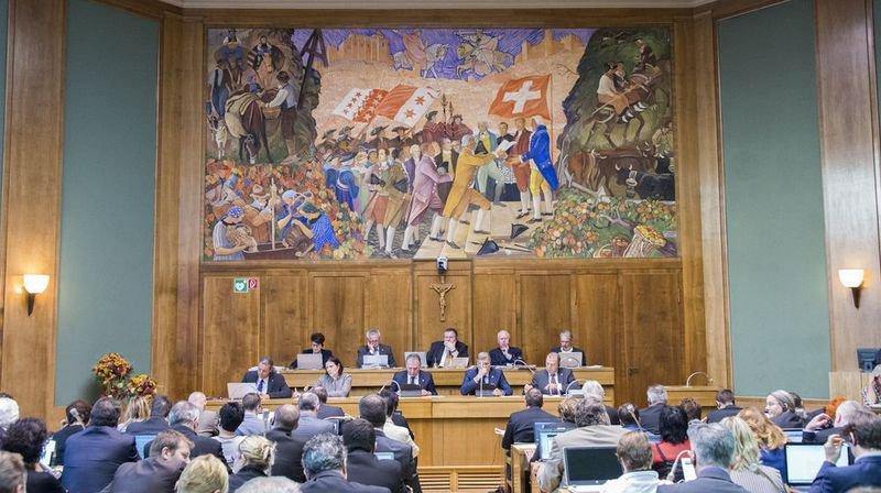 Une commission revient sur la décision de ne pas changer la règle d'un conseiller d'Etat par district