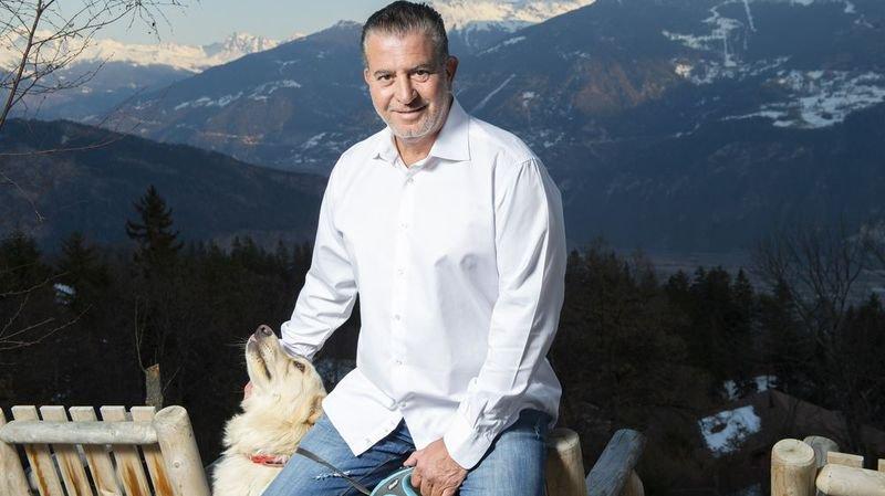Après avoir voulu adhérer au PDC, l'ex-patron du Mouvement citoyen genevois Eric Stauffer actionne la justice contre Serge Métrailler.