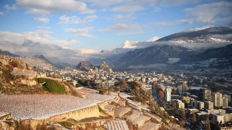 Rencontres à Sion dans le canton du Valais
