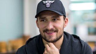 Le hockeyeur Vincent Praplan a été cédé par les Sharks de San Jose aux Florida Panthers