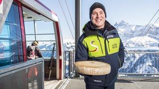 Champéry: entre l'alpage et les airs, Séraphin Clément trouve son équilibre
