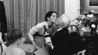 Dans l'intimité de Charlie Chaplin et de sa famille