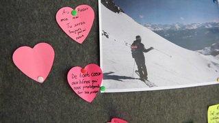 Crans-Montana: minute de silence en hommage au patrouilleur décédé