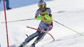 La Vétrozaine Camille Rast 6e du slalom des championnats du monde juniors