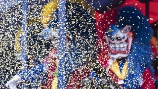 Carnaval, une fête où les amis veillent les uns sur les autres