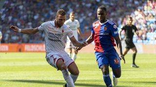LIVE: FC Bâle- FC Sion, en direct