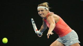 Tennis - Tournoi d'Indian Wells: Bacsinzsky enchaîne et bat Mladenovic au second tour