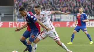 Super League: le FC Sion s'incline sur un penalty inexistant à Bâle