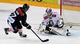 Hockey: Lugano bat Genève au bout du suspense
