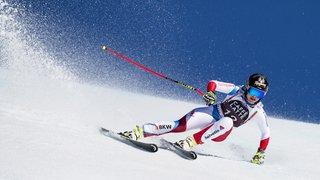 Ski alpin: Lara Gut Behrami finit sur le podium à Crans-Montana après les corrections du chronométrage