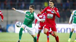 Football: les clés du match face à Bâle pour le FC Sion