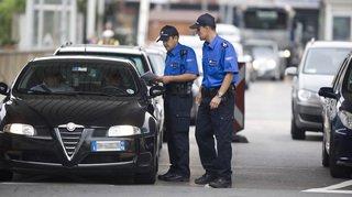 Coopération: des patrouilles italo-suisses vont lutter contre l'immigration illégale à la frontière tessinoise